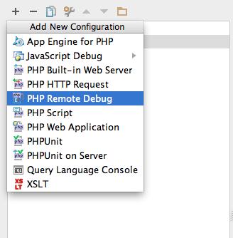 PHP Remote Debug