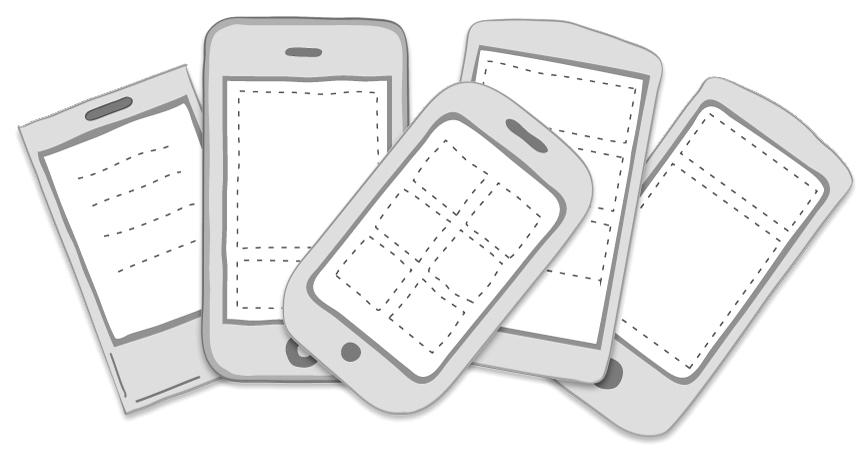 Patrones de diseño móviles
